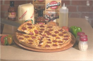 Giovanni's Large Cheese Pizza